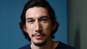 Adam Driver HD Background