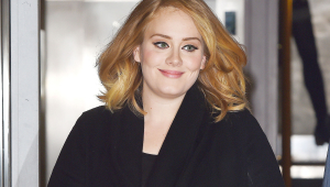 Adele For Desktop