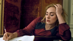 Adele For Desktop Background