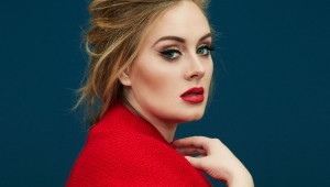 Adele Iphone Background