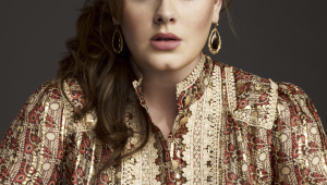 Adele Iphone HD Wallpaper