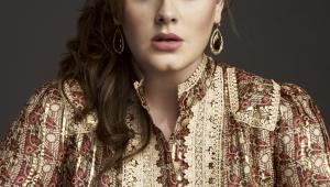 Adele Iphone HD Wallpaper