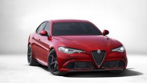 Alfa Romeo Giulia 2015 Background