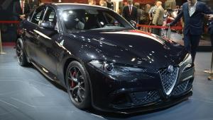 Alfa Romeo Giulia 2015 Images