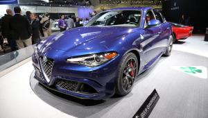 Alfa Romeo Giulia 2015 Pictures