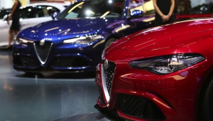 Alfa Romeo Giulia 2015 Wallpaper