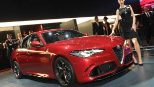 Alfa Romeo Giulia 2015 Widescreen