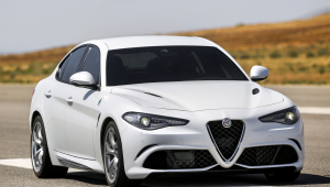 Alfa Romeo Giulia 2015 For Desktop
