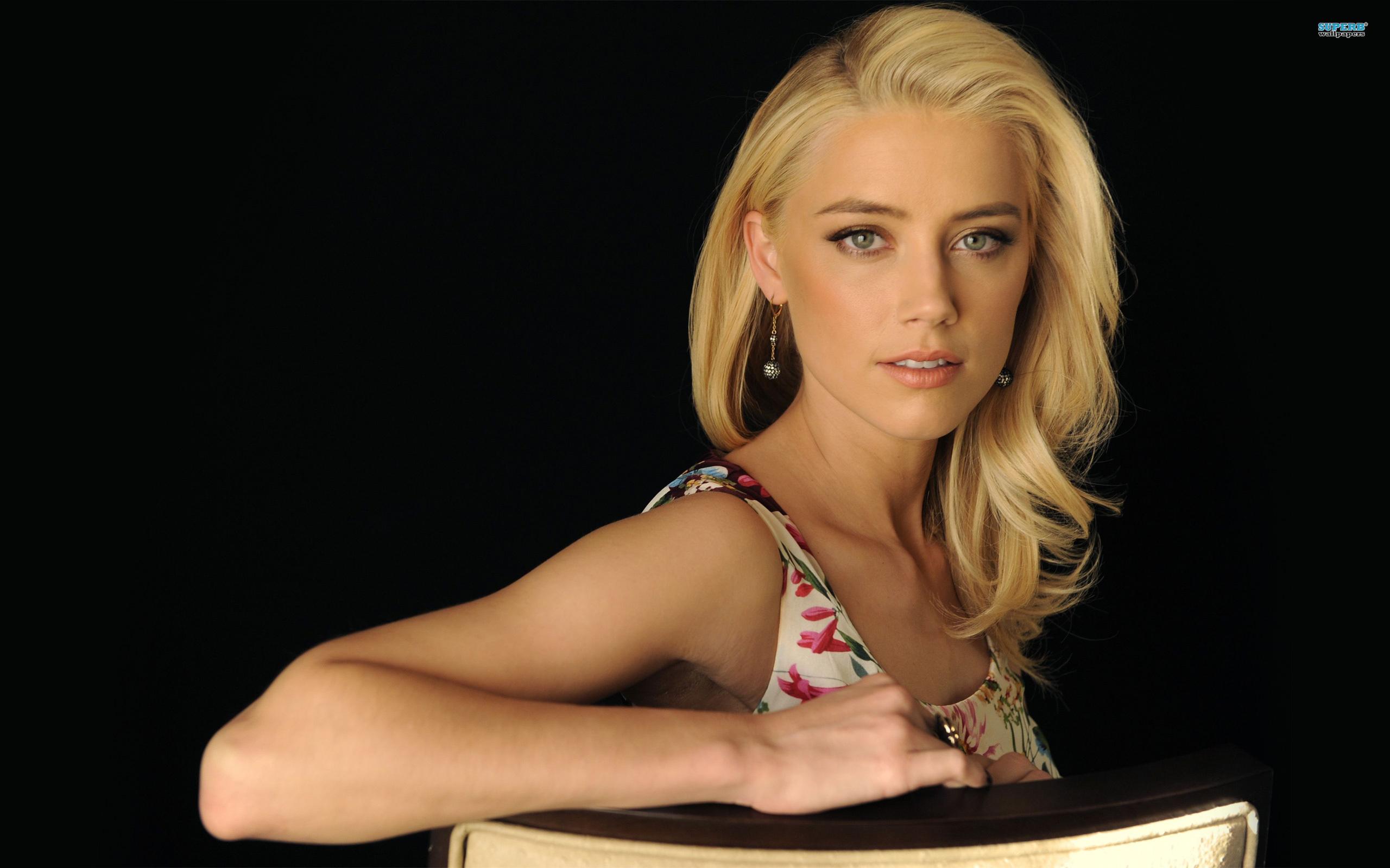 Amber Heard High Definition Wallpapers