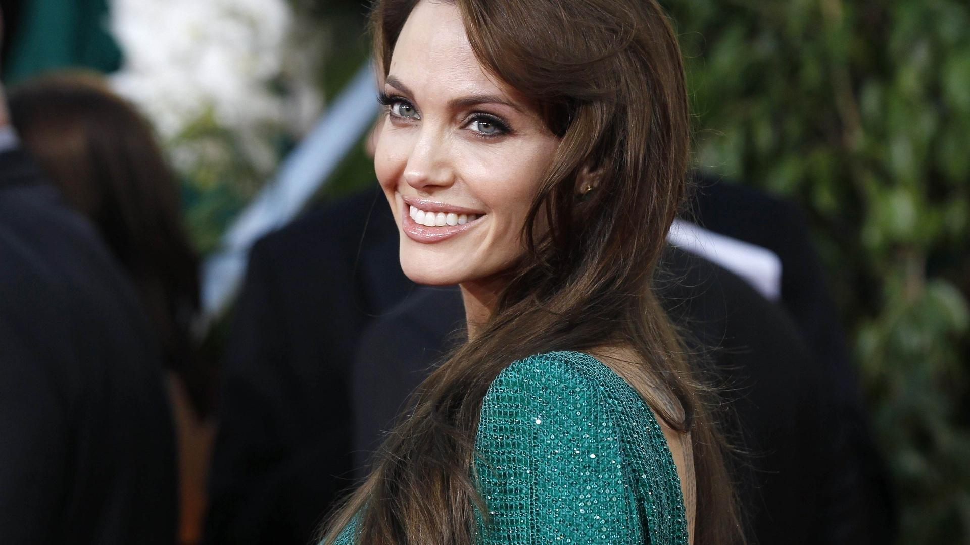 Angelina Jolie HD Background
