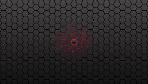 Black Abstract 4K