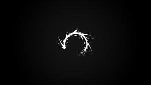 Black Abstract HD Wallpaper