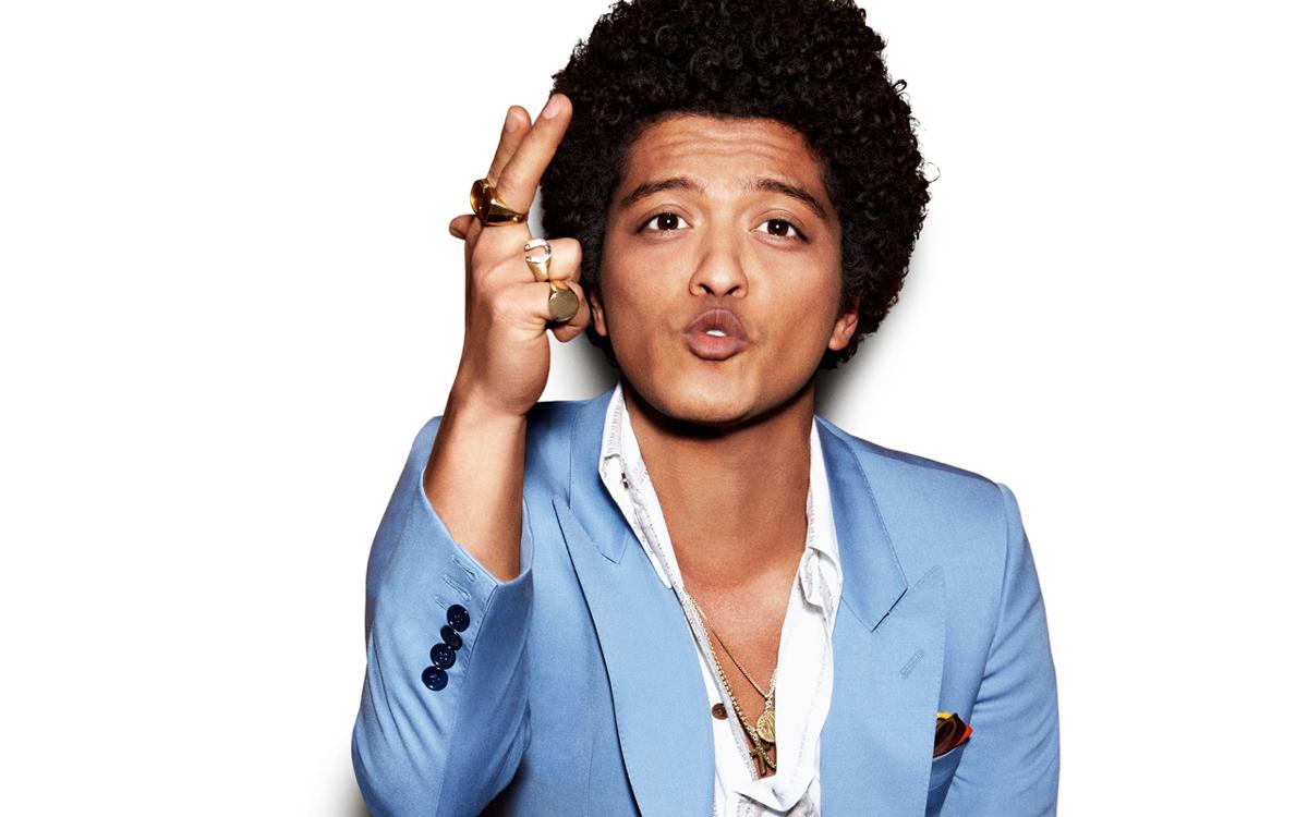 Bruno Mars Widescreen
