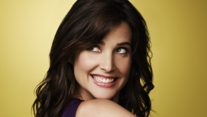 Cobie Smulders Background