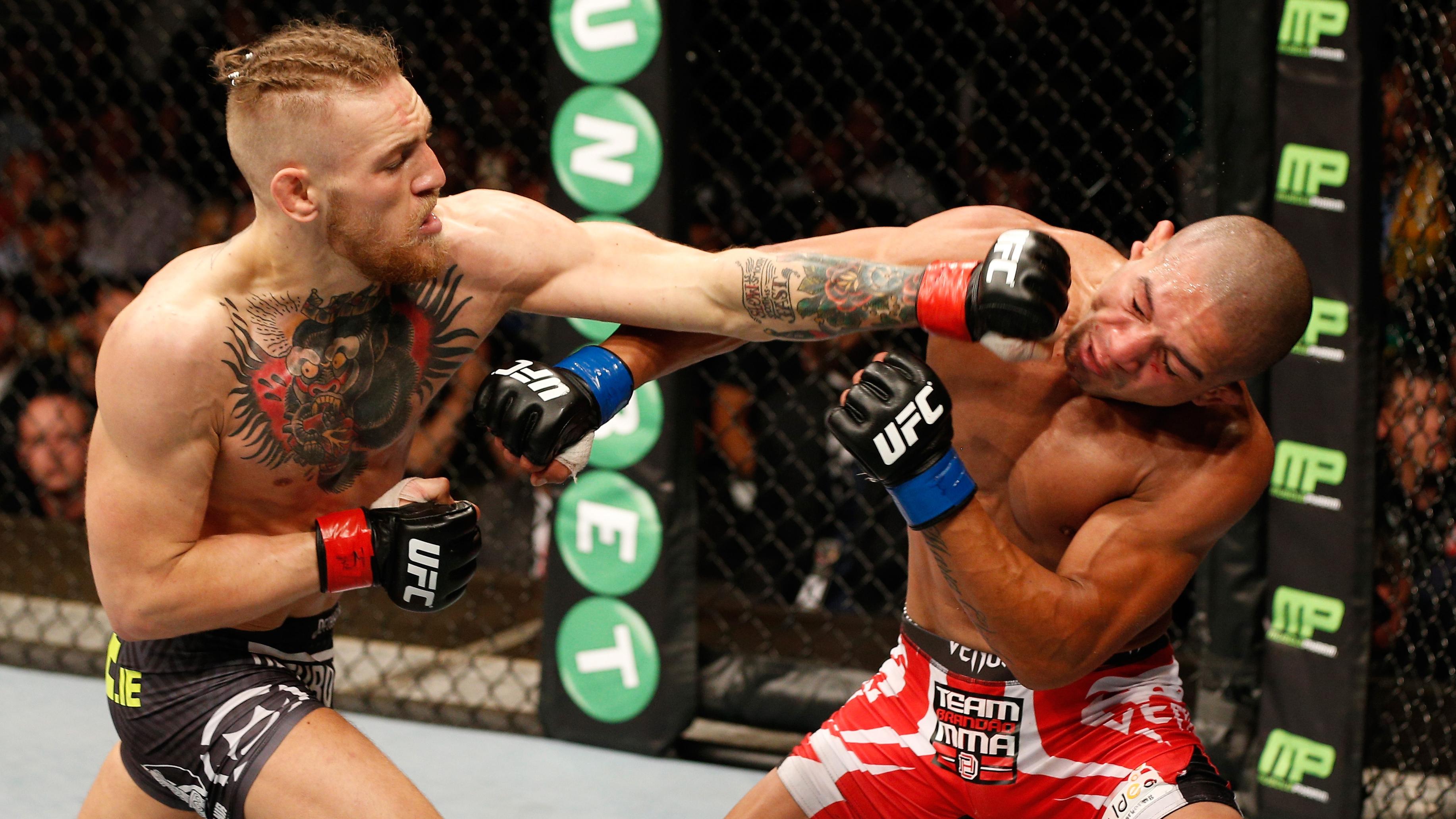 UFC Fight Night Dublin McGregor V Brandao