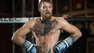 Conor McGregor Boxing 1
