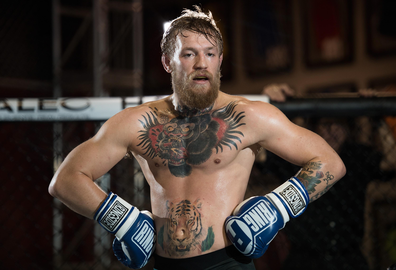 Conor McGregor Boxing 1