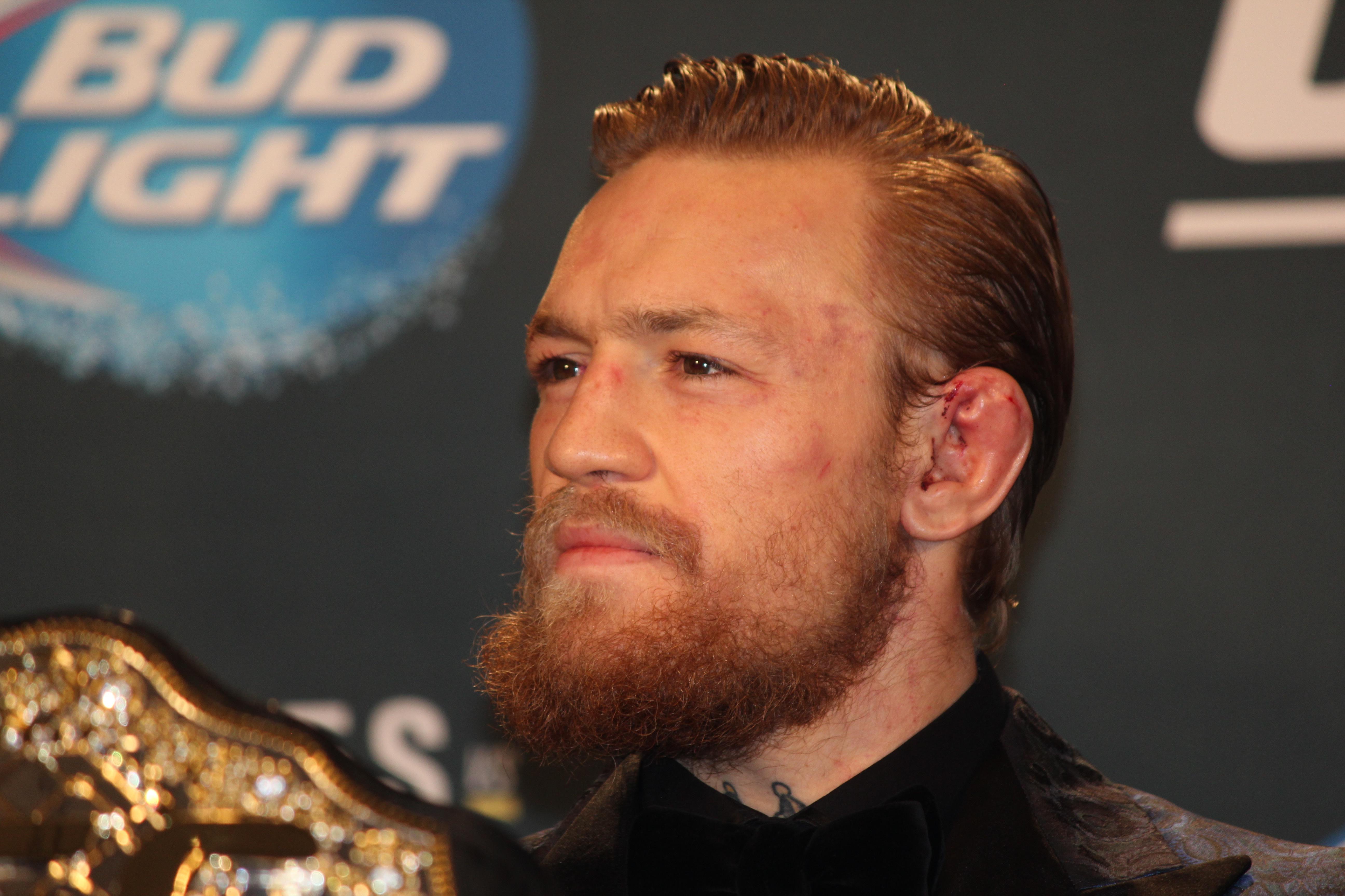 Conor McGregor High Definition