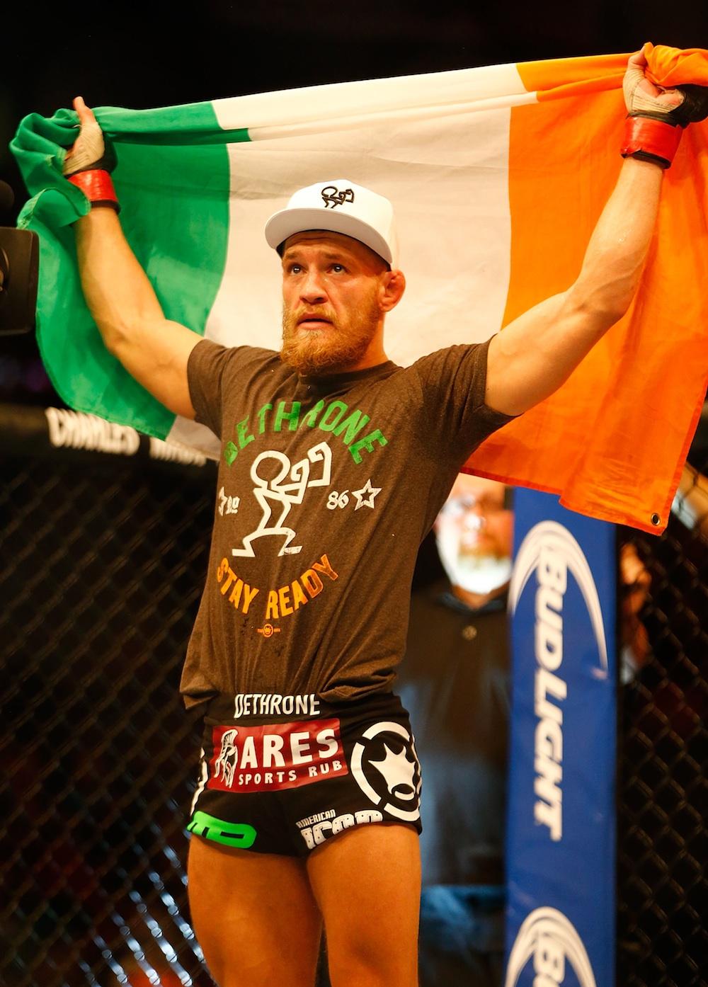 UFC Fight Night: McGregor V Holloway