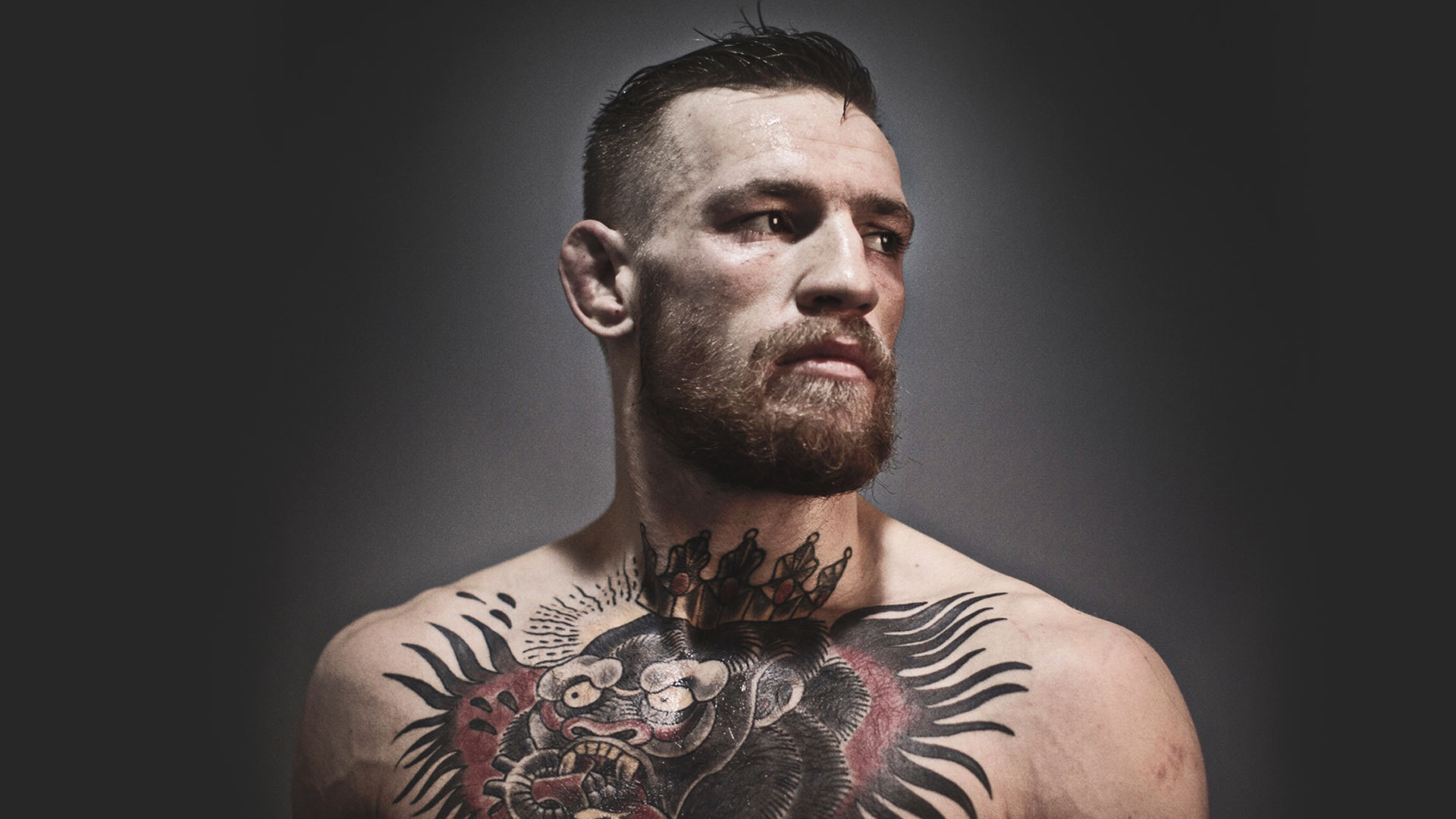 Conor McGregor Widescreen