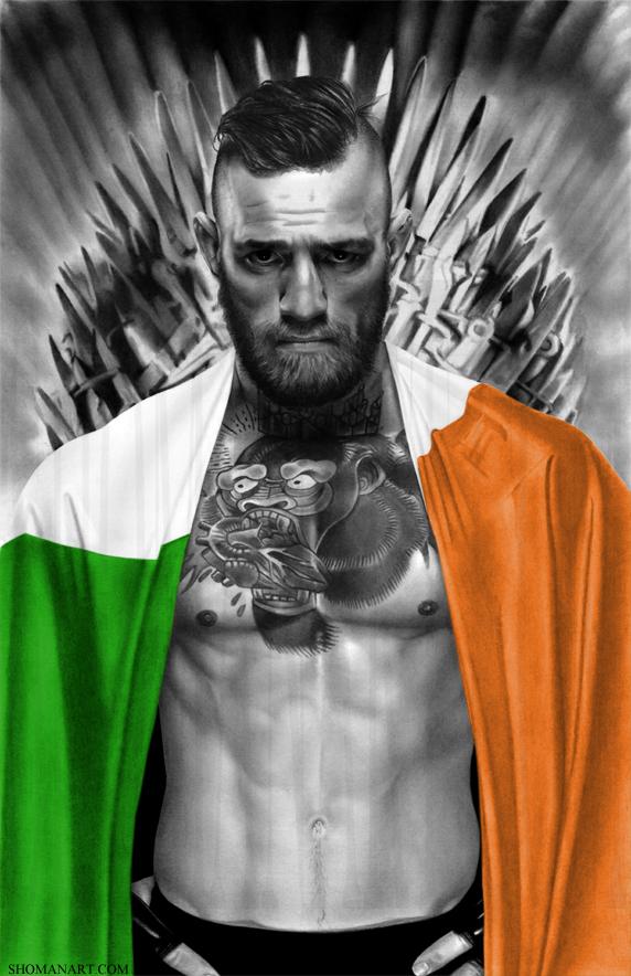 Conor McGregor For Smartphone
