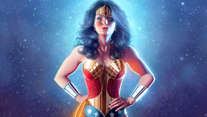 Cool Wonder Woman Wallpaper