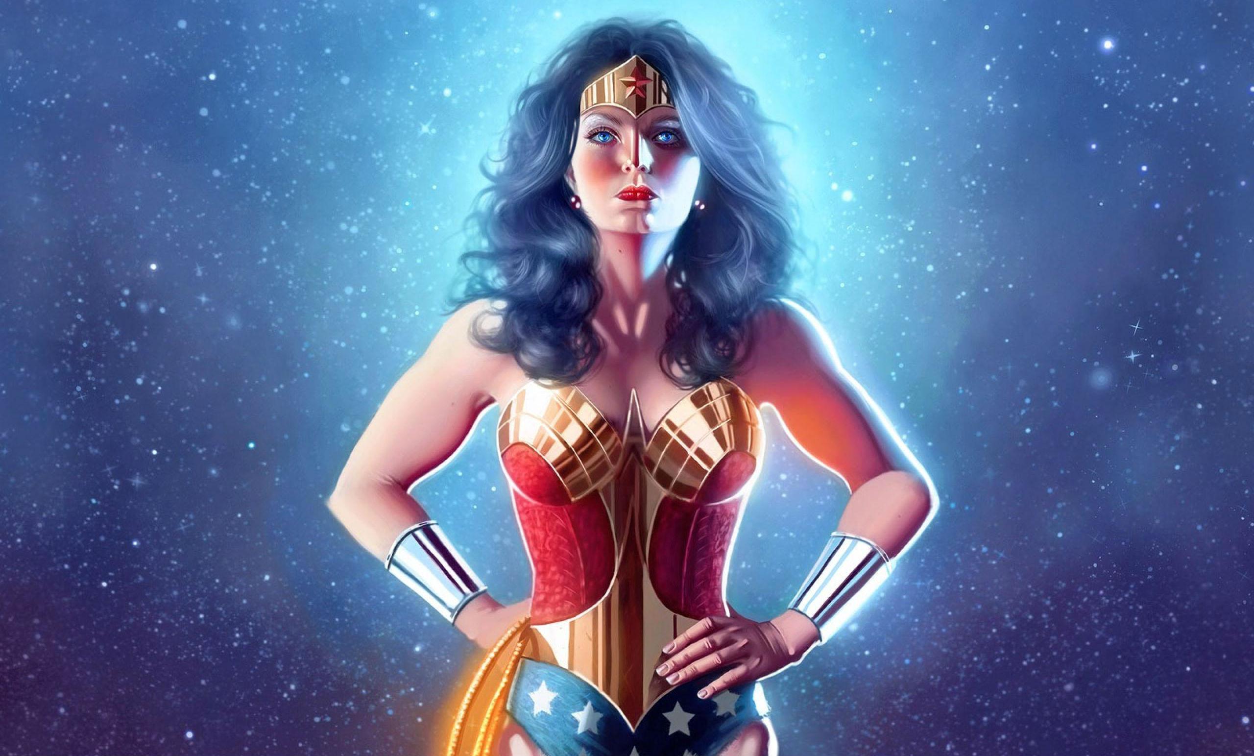 Cool Wonder Woman Wallpaper