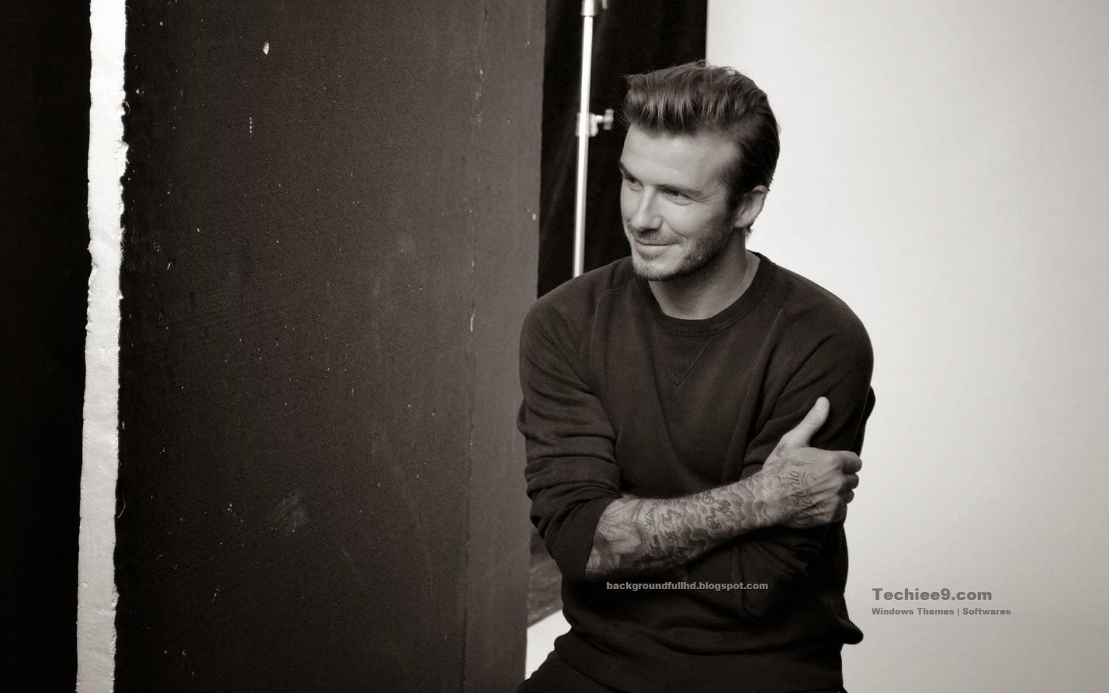 David Beckham 4K