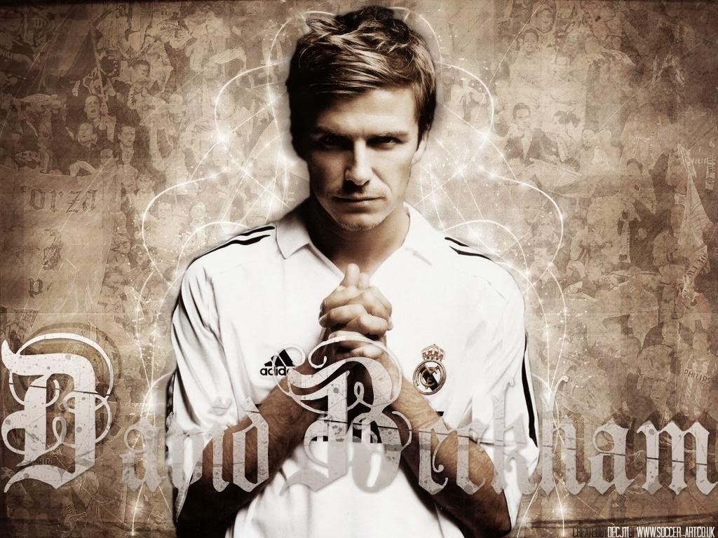 David Beckham High Quality Wallpapers