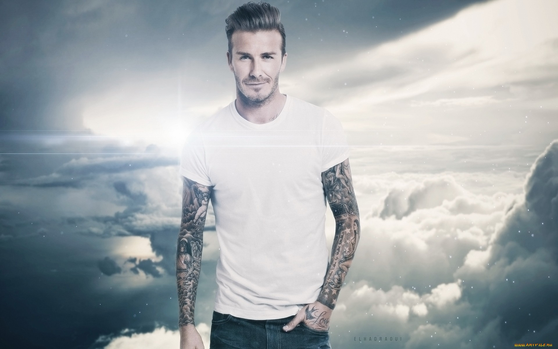 David Beckham Wallpapers