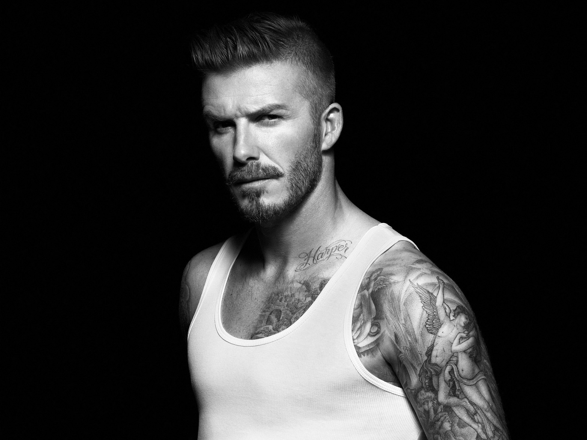David Beckham For Desktop