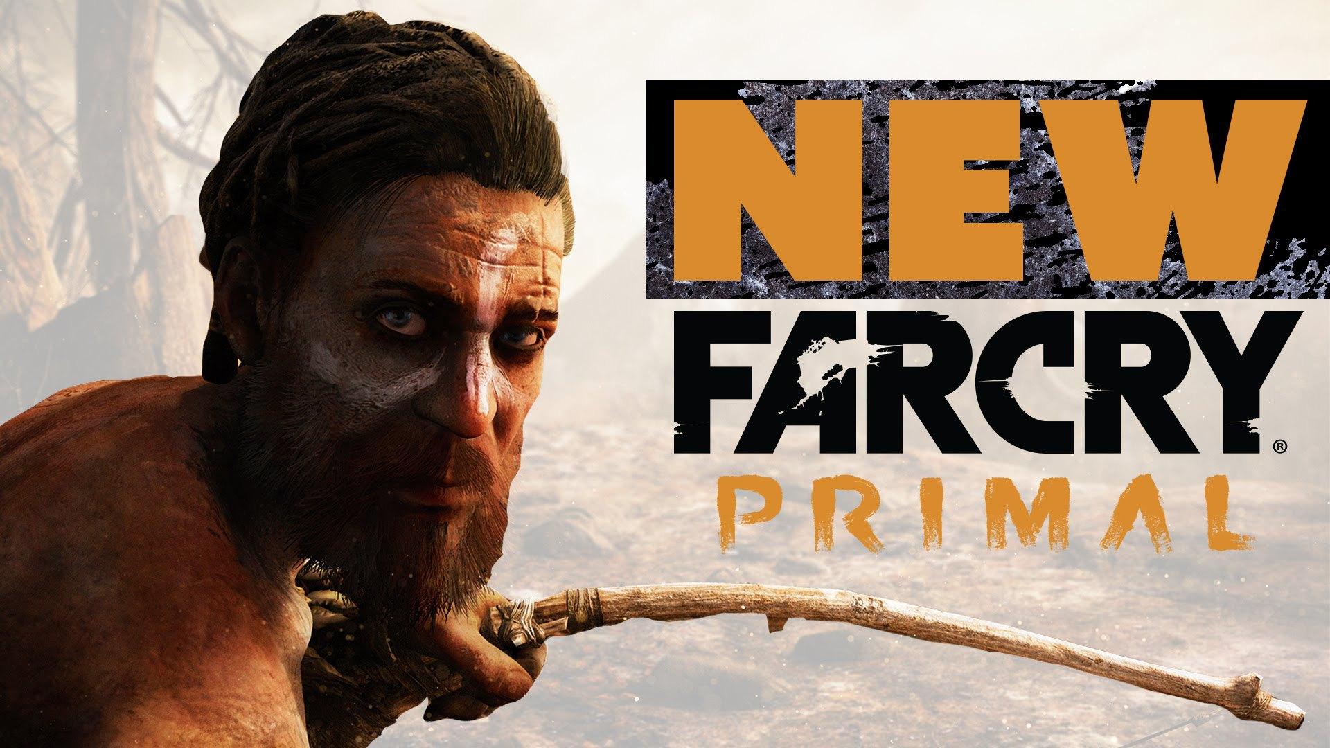Far Cry Primal Game