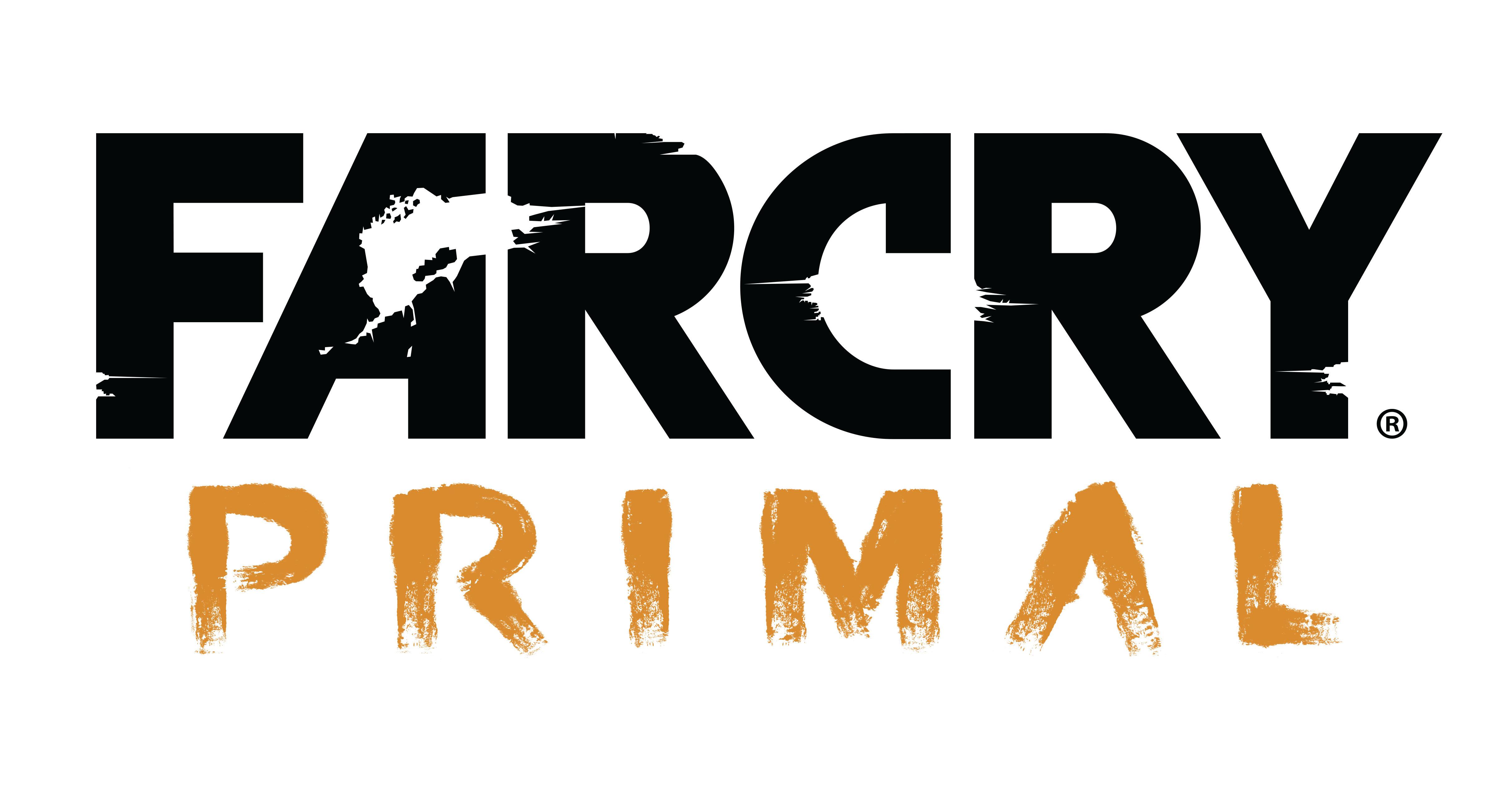 Far Cry Primal White Logo