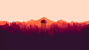 Firewatch High Quality Wallpapers