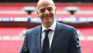 Gianni Infantino Background