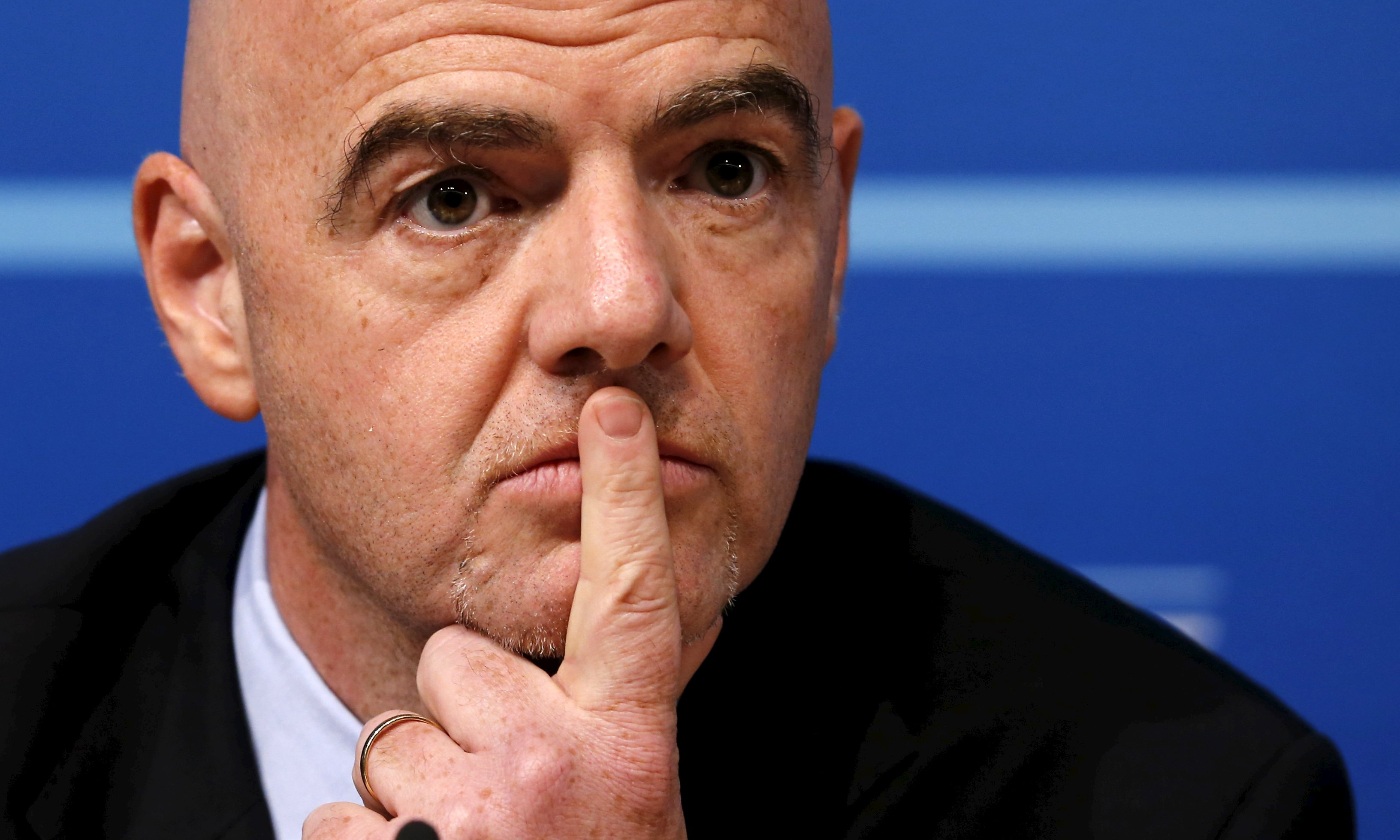 Gianni Infantino Computer Wallpaper