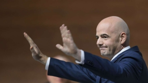 Gianni Infantino HD