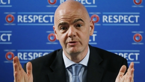 Gianni Infantino HD Background