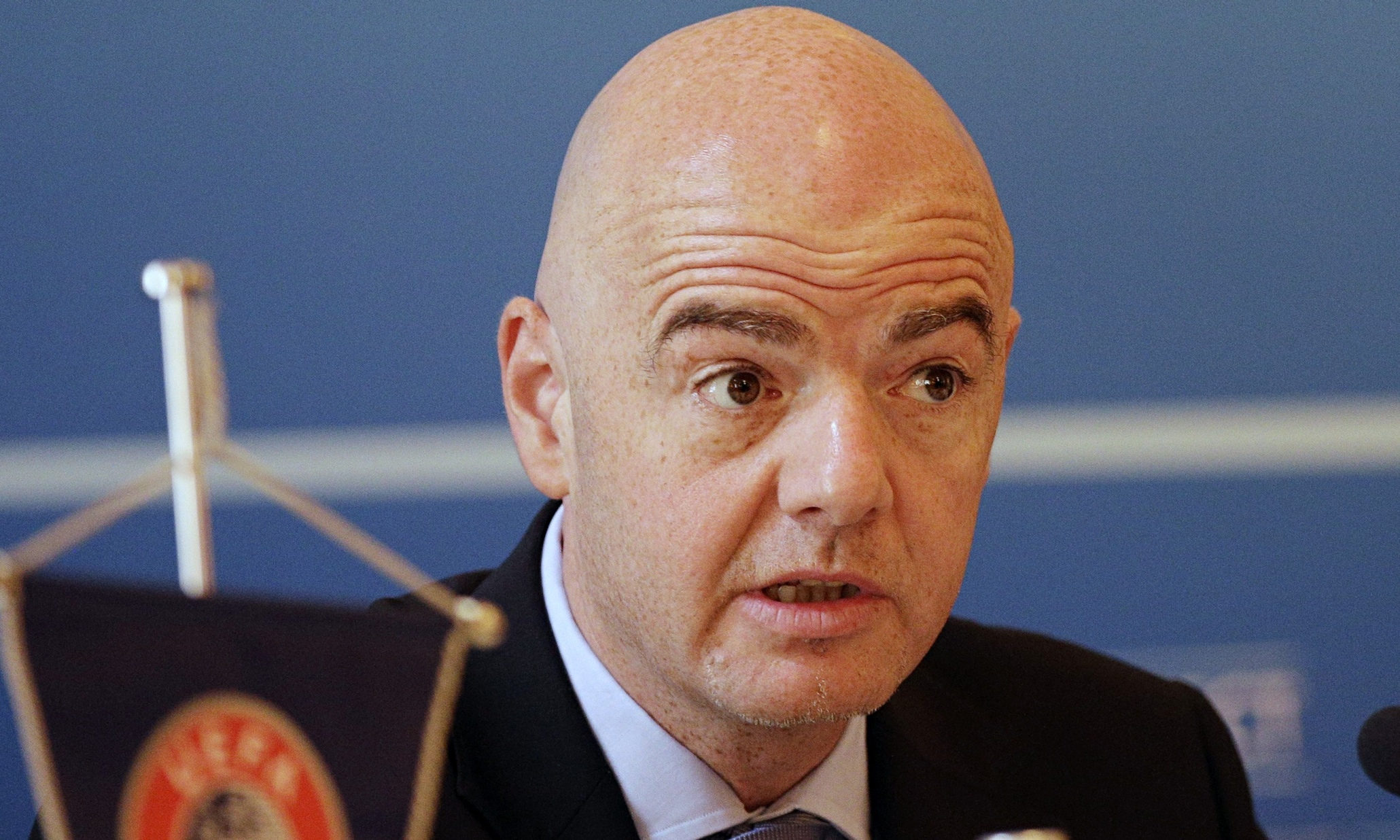 Gianni Infantino HD Desktop