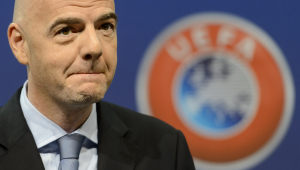 Gianni Infantino HD Wallpaper