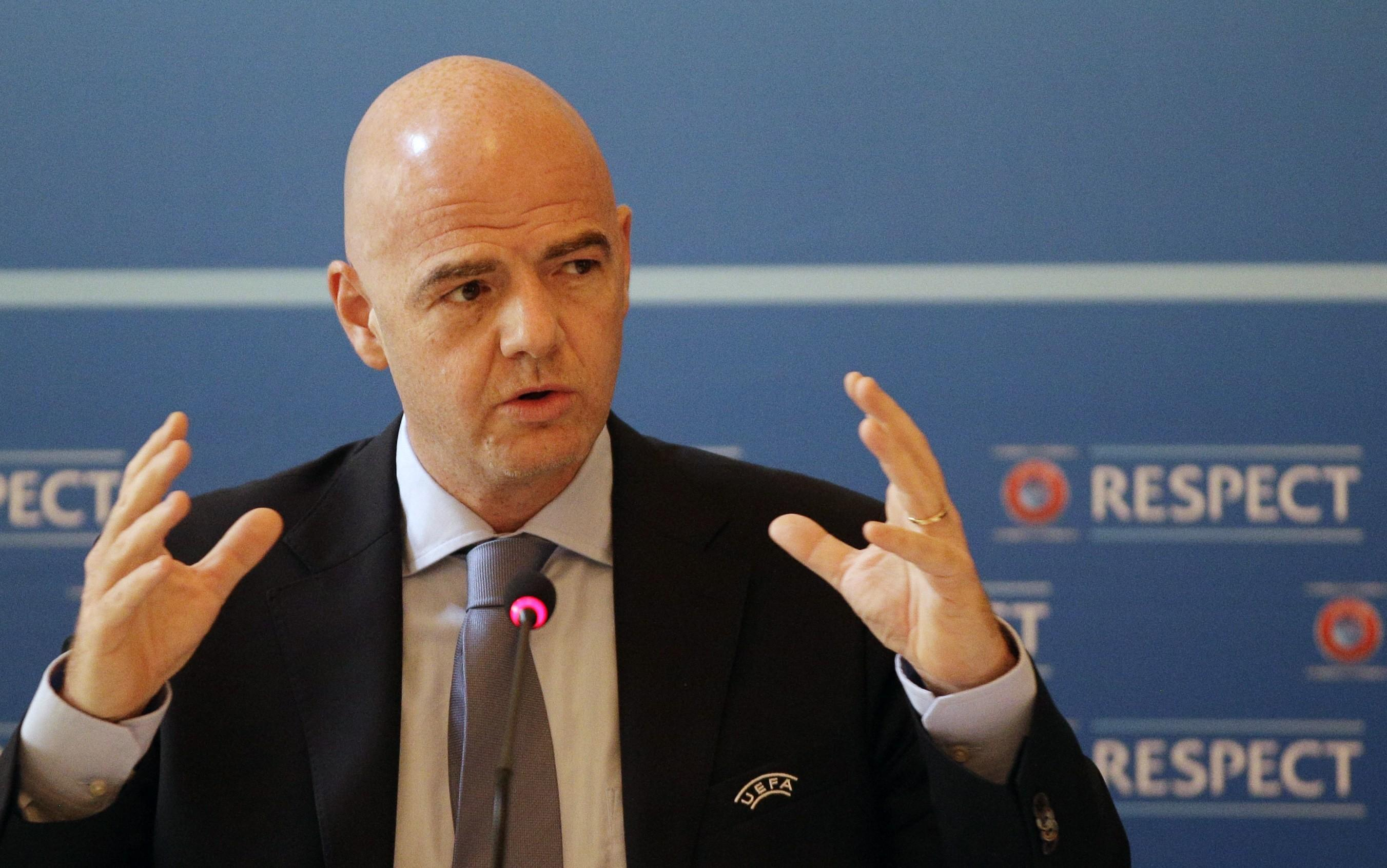 Gianni Infantino High Definition Wallpapers