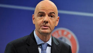 Gianni Infantino Photos