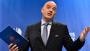 Gianni Infantino Wallpaper