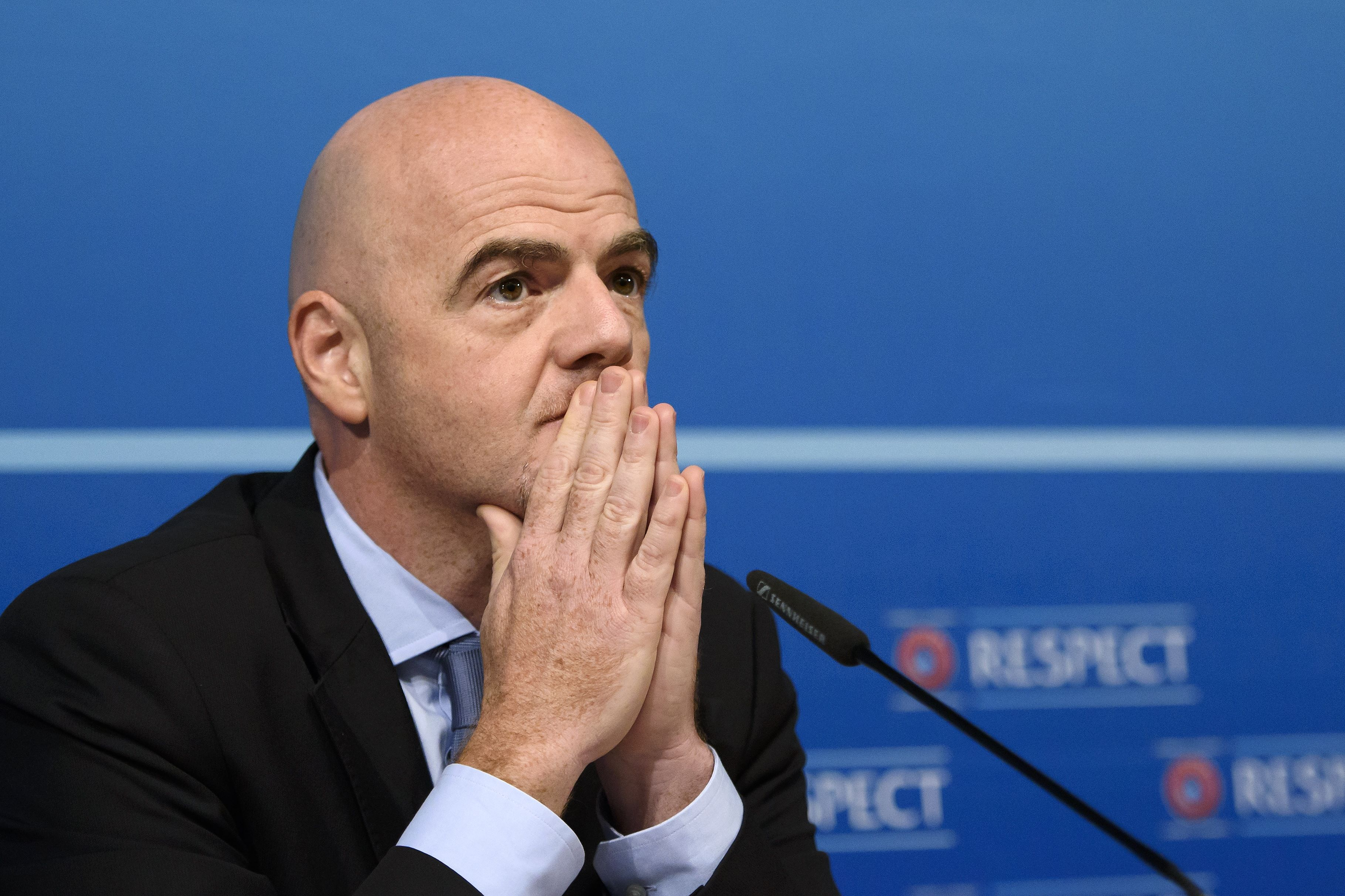 Gianni Infantino Wallpapers HQ