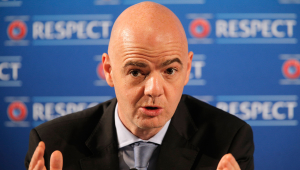 Gianni Infantino Widescreen