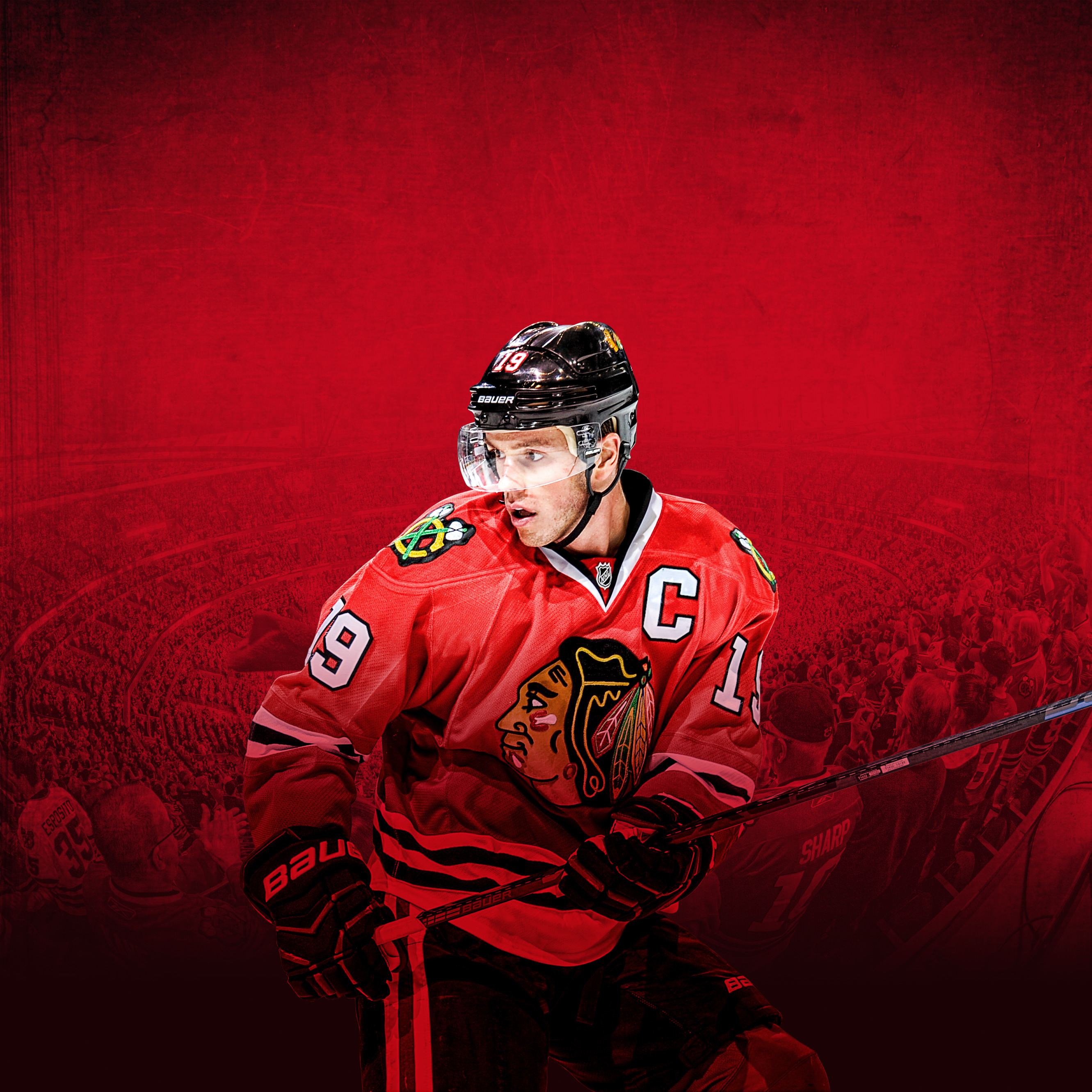Jonathan Toews 4K