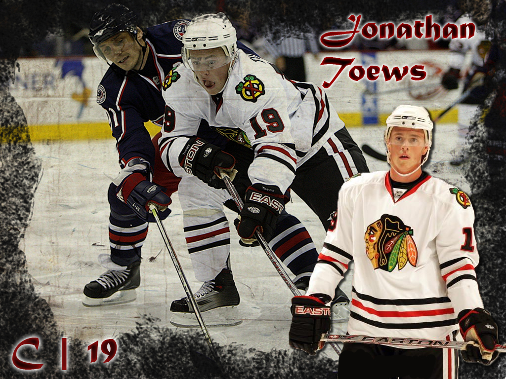 Jonathan Toews Background
