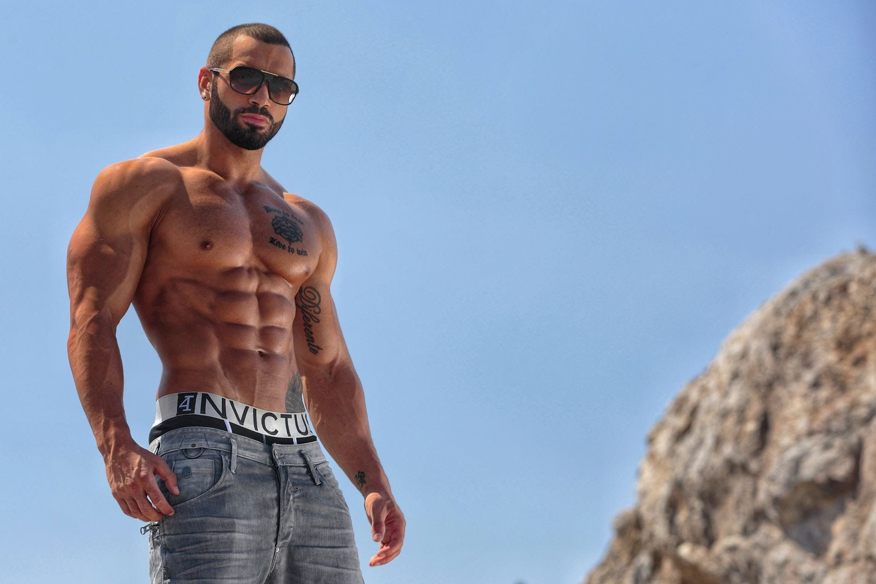 Lazar Angelov High Definition Wallpapers
