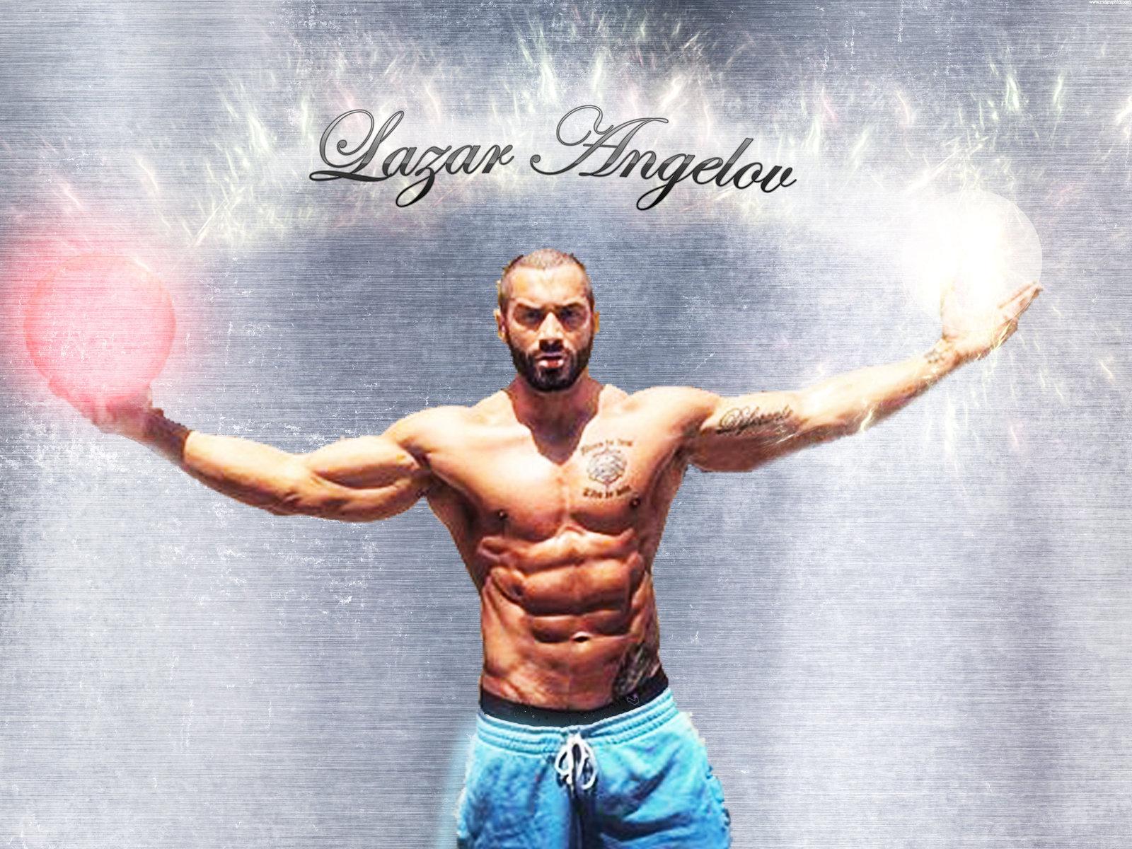 Lazar Angelov Sexy