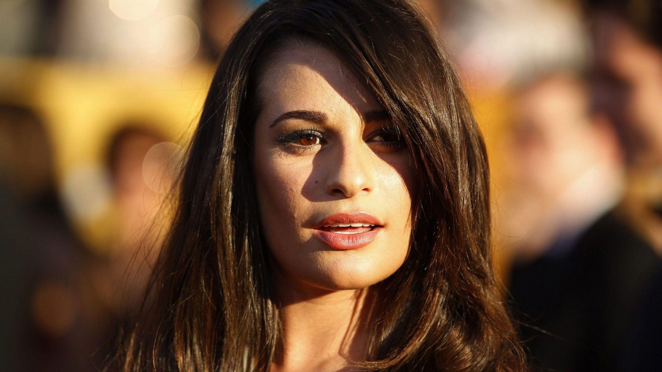 Lea Michele HD Background
